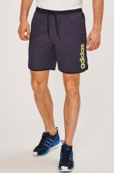 Adidas Linear Swim short blue