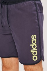 Adidas Linear swim short blue 2