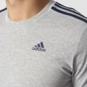 Adidas Ess T-Shirt Grey 3