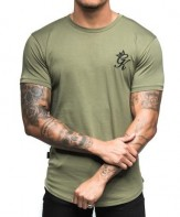 Gym King Olive t-shirt