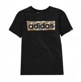 Adidas Linea Camo T-Shirt