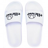 Ellesse Sliders White
