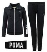 Puma t-suit Black
