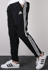 Adidas Fleece Joggers Black 2
