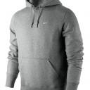 Nike Club Grey Hoodie