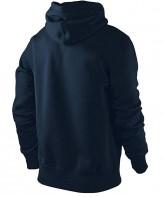 Nike Club Hoodie Navy 2