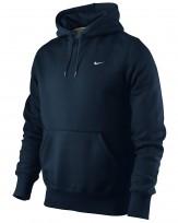 Nike Club hoodie navy