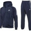 Nike tribute tracksuit navy