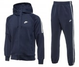 Nike tribute tracksuit navy
