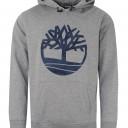 Timberland hoodie grey2