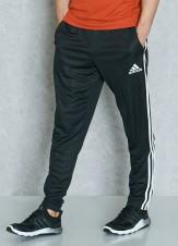 adidas condi pant black whitw