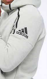 Adidas Close up