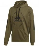 Adidas Hoodie Mens Green