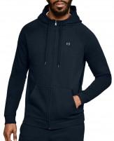 UA hoodie navy