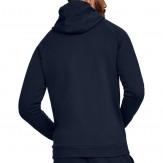 UA hoodie navy 2