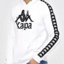 Kappa White hoodie