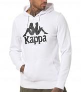 Kappa hoodie white