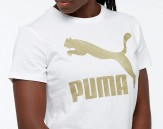 Puma womens t-shirt white 3