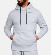 Under Armour hoodie grey 1