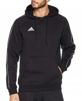 Adidas core hoodie black 2