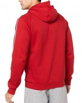 Adidas core hoodie red 2