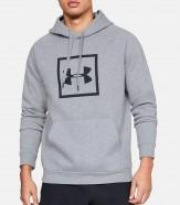 UA hoodie grey