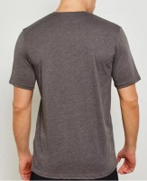 UA T-Shirt grey back