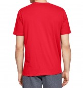 Under armour t-shirt red 2