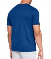 UA T-shirt blue 2