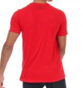 UA T-shirt red b