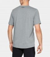 Under Armour t-shirt back grey
