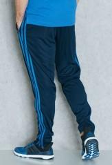 Adidas blue pant back 2