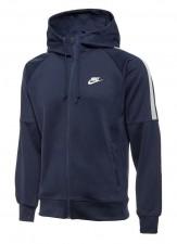 Nike Tribute Hoodie mens navy