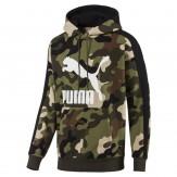 Puma Camo Hoodie Mens