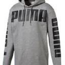 Puma Hoodie grey