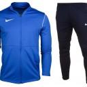 Nike park 20 tracksuit blue