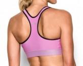 Under Armour bra top pink