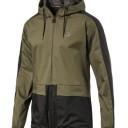 Puma jacket olive