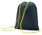Puma string bag green