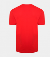 nike t-shirt red bacj
