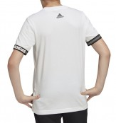 ADIDAS T-SHIRT KIDS WHITE 2 2