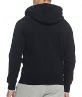 Nike hoodie mens black 2