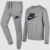 NIKE AW77 TRACKSUIT MENS GREY