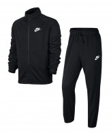 Nike tracksuit mens black