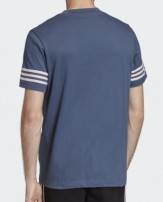 adidas t-shirt mens blue 2