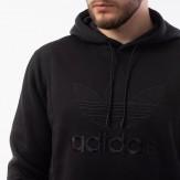 Adidas hoodie black 33