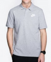 Nike Polo shirt grey