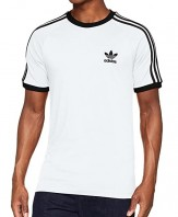 Adidas t-shirt mens white