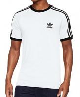 Adidas t-shirt mens white