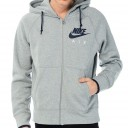 Nike aw77 hoodie grey